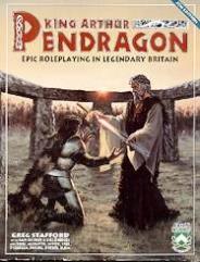 King Arthur Pendragon (2nd Edition)