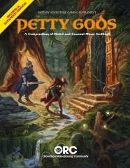 Petty Gods (Revised & Expanded)