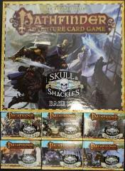 Skull & Shackles Complete Collection – Base Game + 6 Expansions and 1 Promo!
