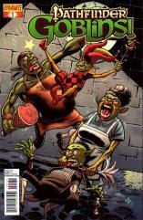 Goblins #1 (White Cover)