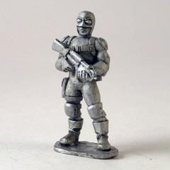 Paramilitary Goons - Guard