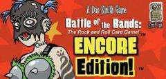 Battle of the Bands - The Rock & Roll Card Game (Encore Edition)