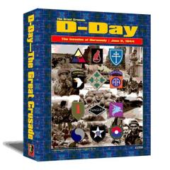 D-Day - The Great Crusade w/Rudder's Line (1st Edition)
