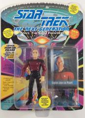 Jean-Luc Picard in First Season Uniform