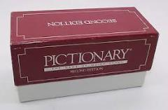 Pictionary - 2nd Edition Card Set