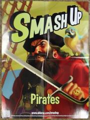Smash Up - Pirate Poster