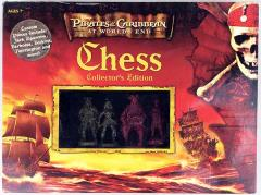 Pirates of the Caribbean - At World's End, Chess (Collector's Edition)