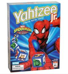 Yahtzee Jr. - Marvel Spiderman & Friends Edition