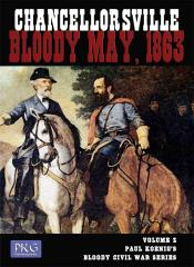 Paul Koenig's Bloody Civil War Series #2 - Chancellorsville, Bloody May, 1863 (1st Edition)