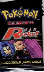 Team Rocket Booster Pack