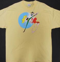 Plastic Man T-Shirt (XL)