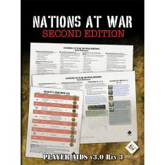 Nations at War Player Aids v3.0 Rev 3