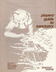 Thieves' World - Players' Guide to Sanctuary