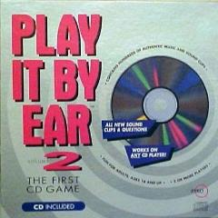 Play it by Ear 2 - The First CD Game