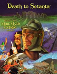 Man, Myth & Magic - Death to Setanta (Classic Reprint)