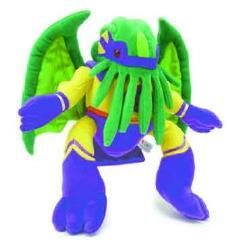 Superhero Cthulhu Plush - Large