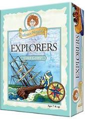 Professor Noggin's Explorers Card Game