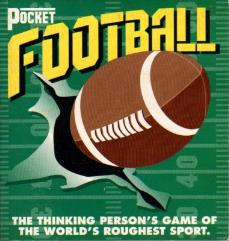Pocket Football Book Game