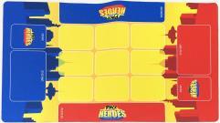 Pack of Heroes Playmat