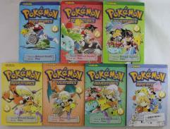 Pokemon Adventures Collection - Volumes 1-7!