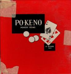 Po-Ke-No (Poker-Keno)