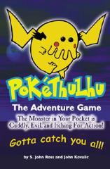 Pokethulhu RPG (2nd Edition)