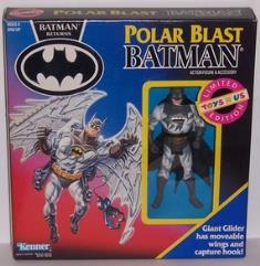 Polar Blast Batman