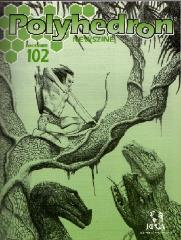 """#102 """"The Living Jungle, The Glowing Ember, Heroes of Malatra"""""""