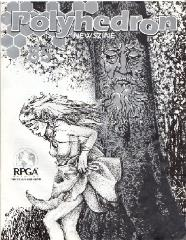 "#85 ""Silverwood - AD&D Adventure, The Golden Age of Comics"""