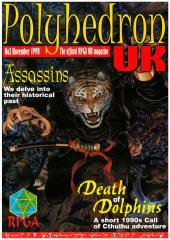 "#2 ""Assassins, Death of Dolphins - CoC 1990s Adventure"""