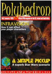 "#3 ""Infravision, A Simple Pickup #1 - Star Wars Scenario"""