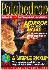 "#4 ""Horror in the Skies - CoC Adventure, A Simple Pickup Pt. 2 - Star Wars Scenario"""