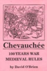 Chevauchee - 100 Years War Medieval Rules