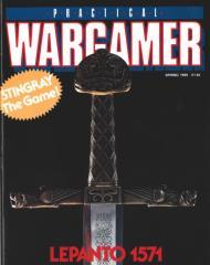 "#7 ""Wargaming - American Style, Lepanto 1571"""