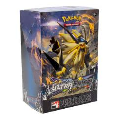 Ultra Prism Build and Battle Box