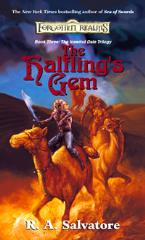 Icewind Dale Trilogy, The #3 - The Halfling's Gem