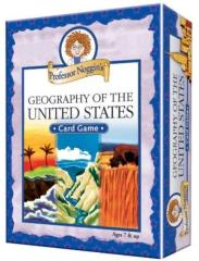 Professor Noggin's Geography of the United States