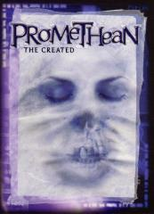 Promethean - The Created, Promo Book
