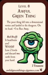 Munchkin - Awful Green Thing