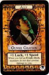 Promo - Oliver Grayson
