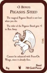 Munchkin - Pegasus Steed