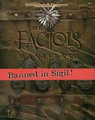 Factol's Manifesto, The