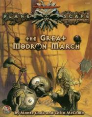 Great Modron March, The