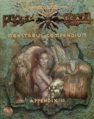 Monstrous Compendium Planescape Appendix #2