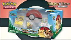 Pikachu & Eevee Poke Ball Collection