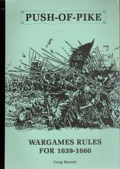 Push-of-Pike - Wargames Rules for 1639-1660