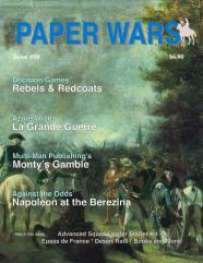 """#58 """"Rebels & Redcoats, La Grande Guerre, Monty's Gamble"""""""
