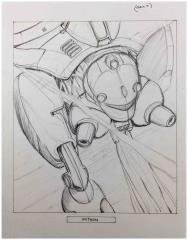 Battletech Unused Concept Art - Python