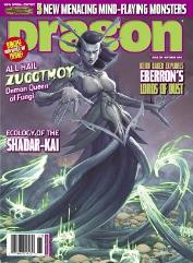 """#337 """"Demon Queen of Fungi, Eberron's Lords of Dust, Mind Flayers"""""""