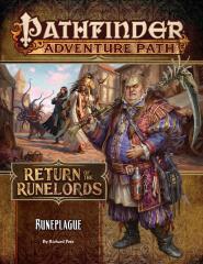 "#135 ""Return of the Runelords - #3 ""Runeplague"""